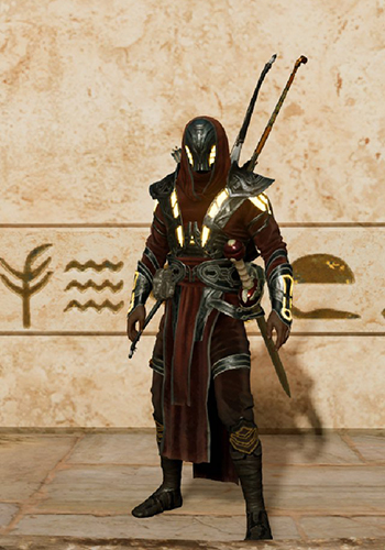 Isu Armor Assassin S Creed Origins Wiki