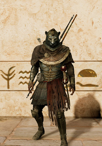 Sekhmet Costume Assassin S Creed Origins Wiki